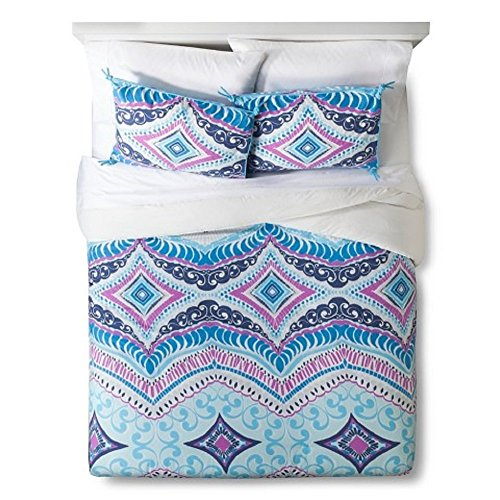 Boho-Boutique-Royal-Utopia-Comforter-3-Piece-Set-Queen-Bedding-Bed