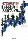 47都道府県「日本陸海軍」人物ファイル