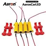 4Pcs Aaron 50W 6ohm Load Resistors -...