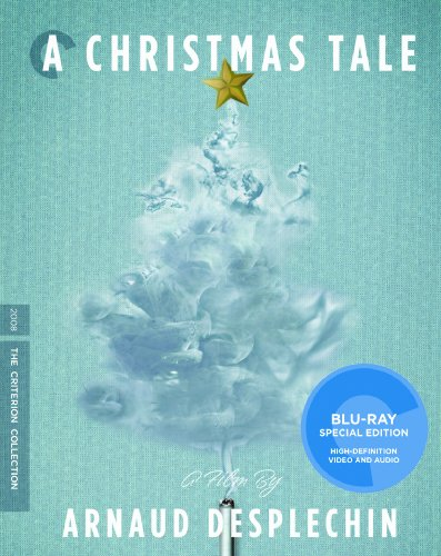 Cover art for  A Christmas Tale (The Criterion Collection) [Blu-ray]