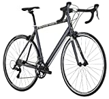 Diamondback Bicycles 2014 Century 1 Road Bike (700cm Wheels), 52cm, Grey