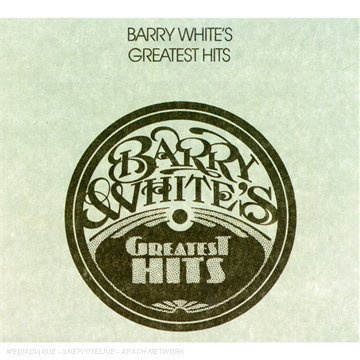 Barry White - Barry White Greatest Hits - Zortam Music
