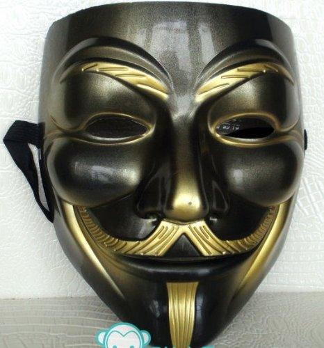 VIP version of V for Vendetta Mask / Anonymous / Guy Fawkes mask mask (japan import)