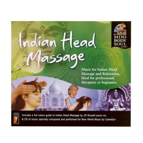 Music CD - Indian Head Massage