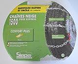 Paire de chaines neige pour pneu 175/50/13 - TOP CHRONO 1500 N2...
