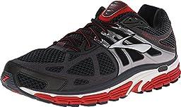 Brooks Men\'s Beast 14 Mars/Anthracite/Silver Sneaker 10 EE - Wide