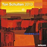 Ton Schulten 2013 Broschrenkalender
