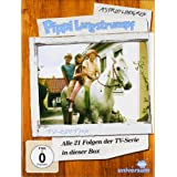 Pippi Langstrumpf  - TV-Serien-Box  (5 DVDs)von &#34;Inger Nilsson&#34;