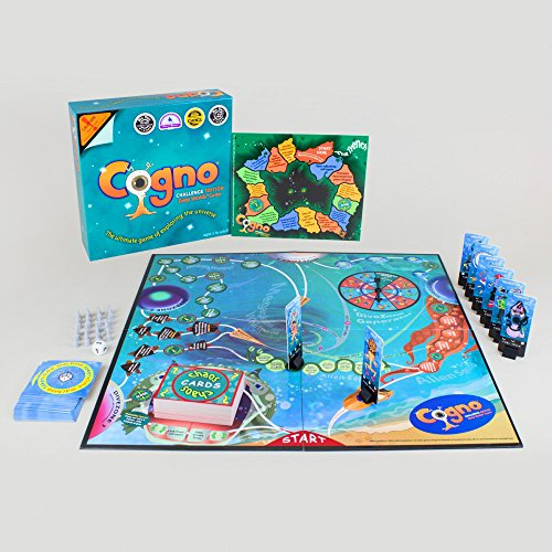 Cogno: Deep Worlds Board Game - 1