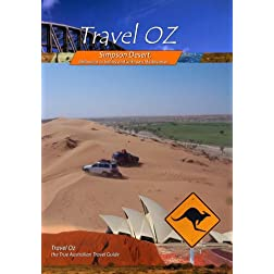 Travel Oz Simpson Desert, Melbourne to Sydney and Unknown Masterpieces