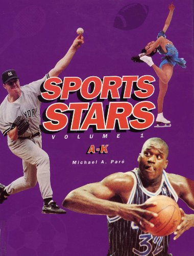 Sports Stars 2 Volume Set (1 and 2)