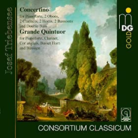 Triebensee: Concertino & Grand Quintuor