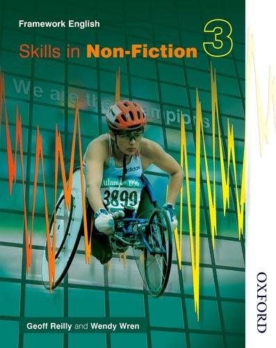 Nelson Thornes Framework English 3 Evaluation Pack in Non Fiction: Nelson Thornes Framework English Skills in Non-Fiction 3: Bk. 3