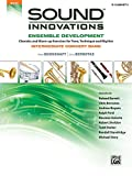 Sound Innovations for Concert Band -- Ensemble Development: B-Flat Clarinet 2 (Sound Innovations Series for Band)