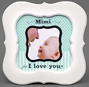 Amazon Com Mimi I Love You Keepsake Picture Frame Or