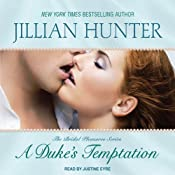 A Duke's Temptation: Bridal Pleasures, Book 1 | [Jillian Hunter]