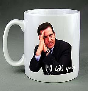 The Office I 39 Ll Kill You Coffee Mug Kitchen
