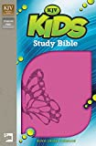 img - for KJV, Kids Study Bible, Imitation Leather, Pink book / textbook / text book