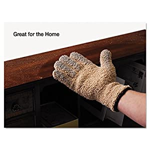 Clean Green Microfiber Auto Cleaning/Dusting Gloves