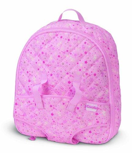 Corolle Mon Premier Diaper Backpack Doll - 1