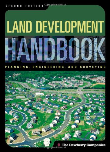 Land Development Handbook - Hard-cover - McGraw-Hill Professional - MG-0071375252 - ISBN:0071375252