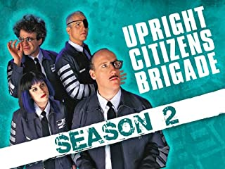 upright citizens brigade  2nd season