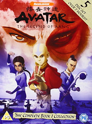 Avatar-the Legend of Aang-Book [Edizione: Regno Unito]