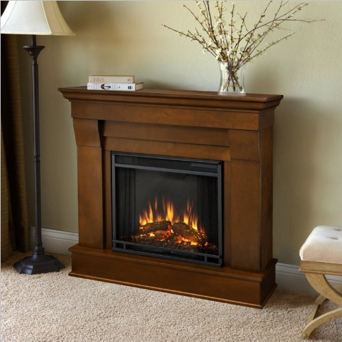 Real Flame Chateau Electric Fireplace in Espresso Finish picture B009KSTATA.jpg