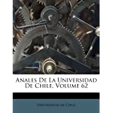 Anales de La Universidad de Chile, Volume 62