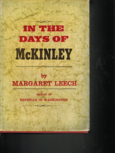 In the Days of McKinley