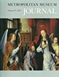 Metropolitan Museum Journal, Volume 27 (Metropolitan Museum of Art (New York, N Y)//Metropolitan Museum Journal) (0226521249) by Metropolitan Museum of Art