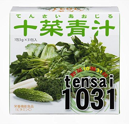 十菜青汁31包