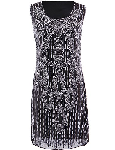 PrettyGuide-Women-20s-Art-Deco-Sequin-Beaded-Maxi-Flower-Charleston-Cocktail-Dress