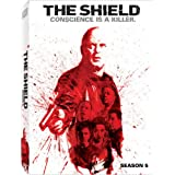 The Shield - Season 5 (4 Disks)