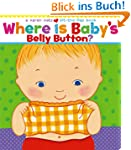 Where Is Baby's Belly Button? (Karen...