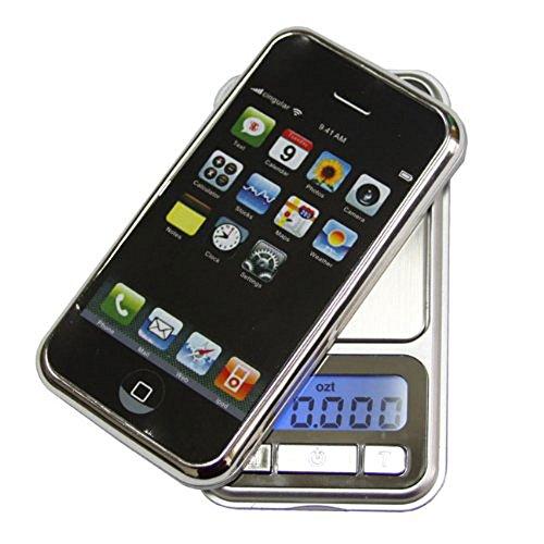 niceeshop(TM) Balance 0,1g 500g Digital Pocket Pour IPhone