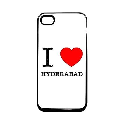 Love Hyderabad iPhone case s dp BLVF