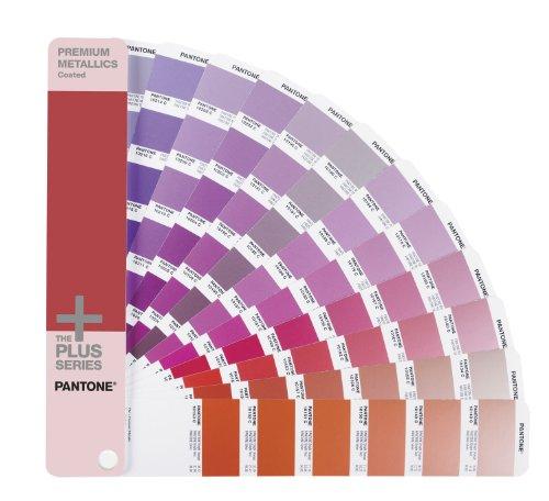 PANTONE GG1505 Plus Series Premium Metallics Guide