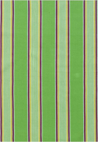 Provence Stripe Towel, Artichoke Green - Buy Now Designs Provence ...