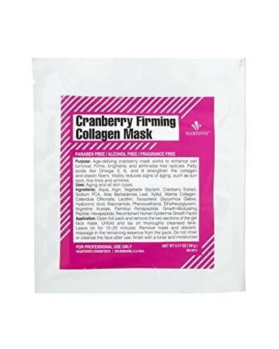 Martinni Women's Cranberry Firming Collagen Mask