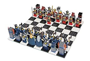 Lego Viking Chess Set Toys Games