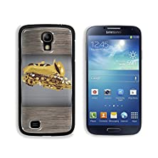buy Msd Samsung Galaxy S4 Aluminum Plate Bumper Snap Case Saxophone Vintage For Text On Grunge Background Image 19337423