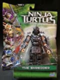 Teenage Mutant Ninja Turtles Movie Shredder Basic Figure