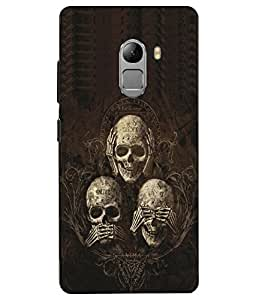 Snazzy Printed Back Cover for Lenovo K3 Note