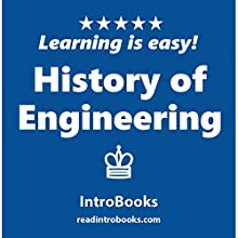 History of Engineering Audiobook by  IntroBooks Narrated by Tracy Tupman