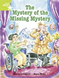 Marcia Vaughan Rigby Star Independent Lime: Mystery of the Missing Mystery Reader Pack