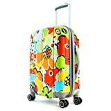 Olympia Luggage Blossom 25 Inch Expandable Vertical Rolling Upright Bag