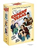 Classic Comedy Teams Collection (Laurel & Hardy: Air Raid Wardens, Nothing But Trouble; Abbott & Costello: Abbott & Costello in Hollywood, Lost in a Harem; 3 Stooges: Gold Raiders, Meet the Baron) [R2 DVD Box Set] -