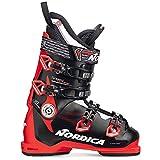 NORDICA(ノルディカ) ノルディカ2017 スキーブーツ SPEEDMACHINE 110 RED×BLACK×WHITE スピードマシン 110 (16-17 16 17 2017) nordica boots 26.5cm