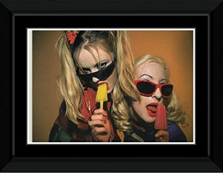 Shampoo - Ice Lollies Framed and Mounted Print - 10.2x14.7cm